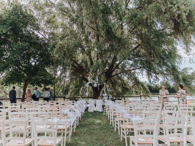 Il matrimonio di Nicola e Jessica a Camposampiero, Padova 15