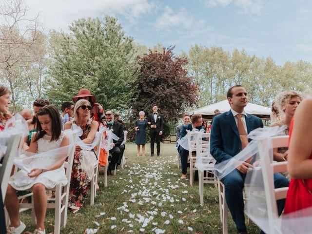 Il matrimonio di Nicola e Jessica a Camposampiero, Padova 16