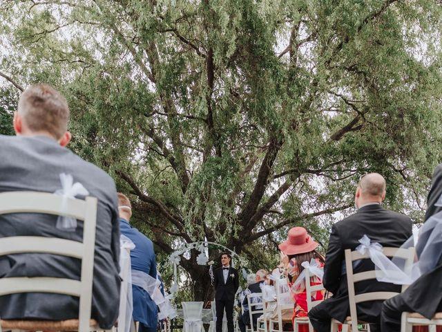 Il matrimonio di Nicola e Jessica a Camposampiero, Padova 17