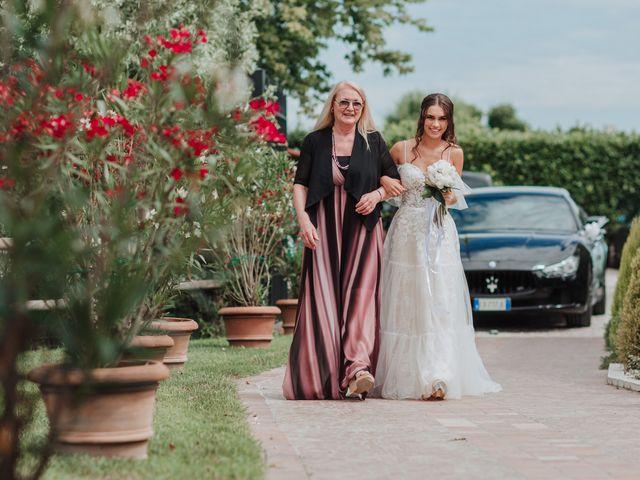 Il matrimonio di Nicola e Jessica a Camposampiero, Padova 19
