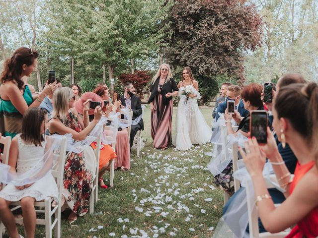 Il matrimonio di Nicola e Jessica a Camposampiero, Padova 20