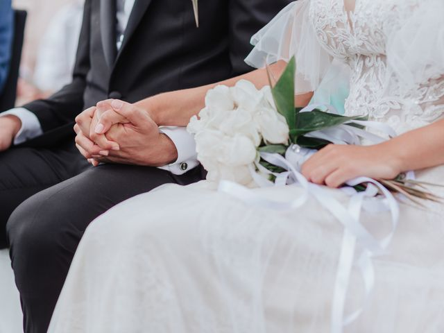 Il matrimonio di Nicola e Jessica a Camposampiero, Padova 21