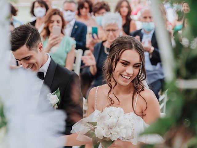 Il matrimonio di Nicola e Jessica a Camposampiero, Padova 22