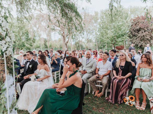 Il matrimonio di Nicola e Jessica a Camposampiero, Padova 24