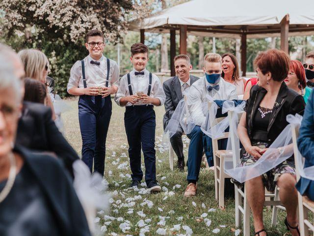 Il matrimonio di Nicola e Jessica a Camposampiero, Padova 28