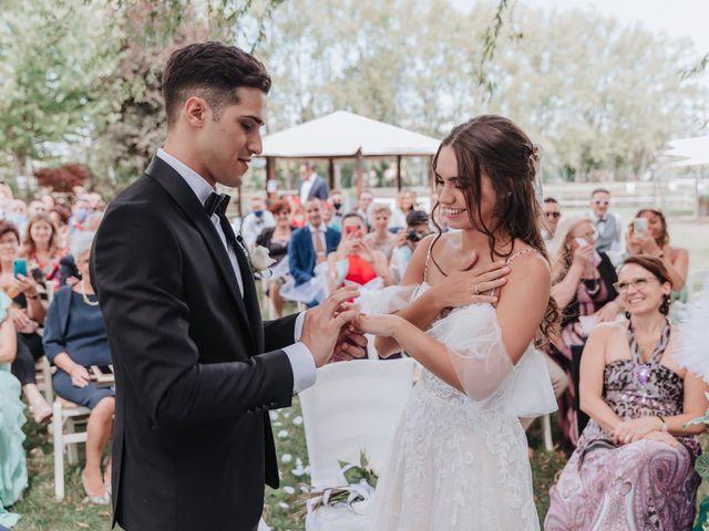 Il matrimonio di Nicola e Jessica a Camposampiero, Padova 29