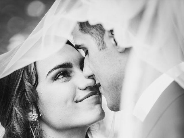 Il matrimonio di Nicola e Jessica a Camposampiero, Padova 42