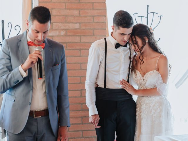 Il matrimonio di Nicola e Jessica a Camposampiero, Padova 46