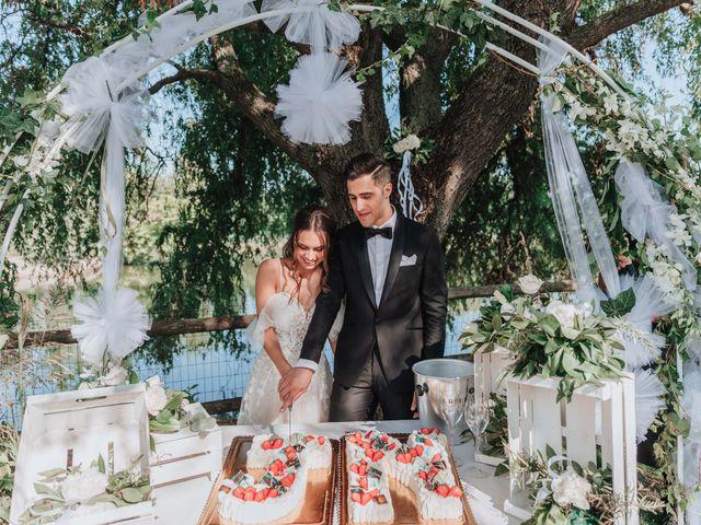 Il matrimonio di Nicola e Jessica a Camposampiero, Padova 50