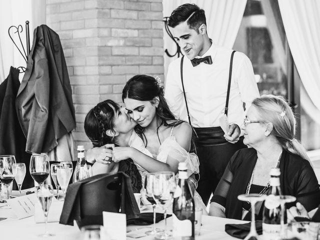 Il matrimonio di Nicola e Jessica a Camposampiero, Padova 52