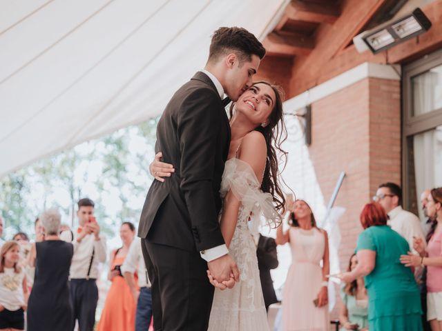 Il matrimonio di Nicola e Jessica a Camposampiero, Padova 53