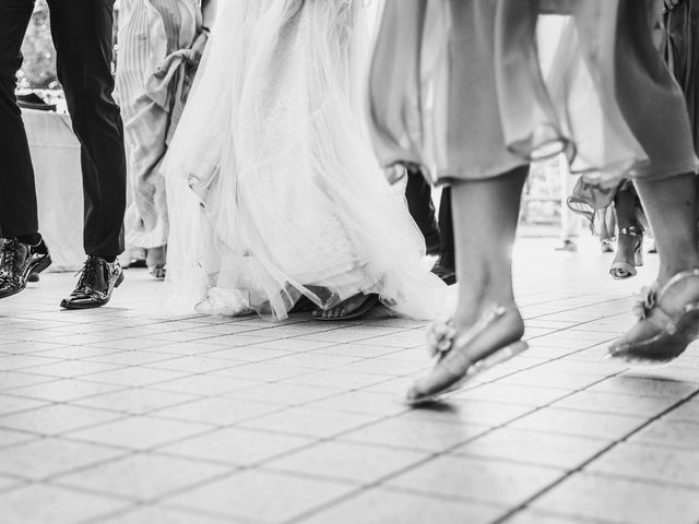 Il matrimonio di Nicola e Jessica a Camposampiero, Padova 57