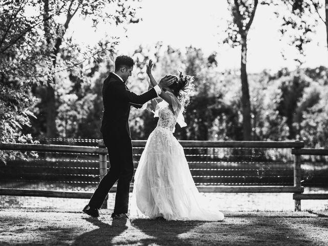 Il matrimonio di Nicola e Jessica a Camposampiero, Padova 63