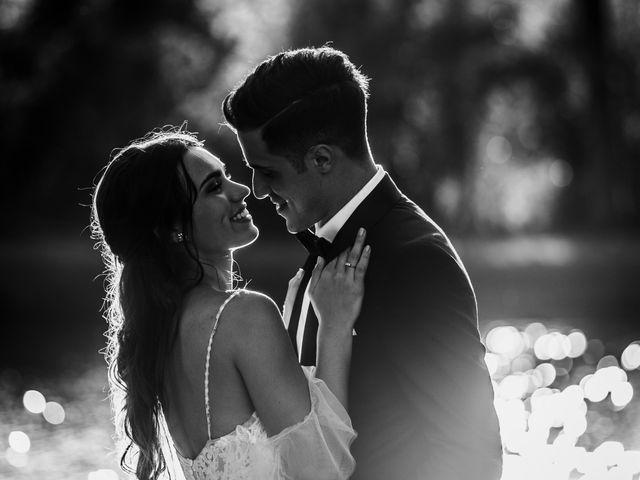 Il matrimonio di Nicola e Jessica a Camposampiero, Padova 64