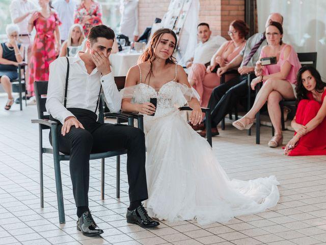 Il matrimonio di Nicola e Jessica a Camposampiero, Padova 71