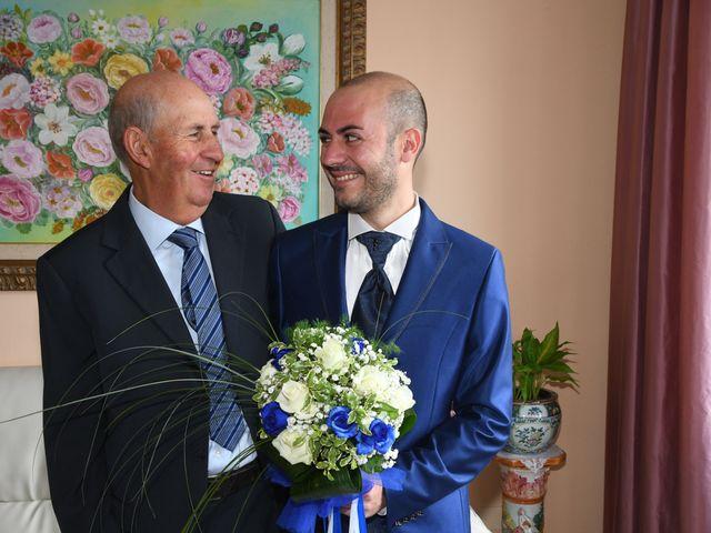 Il matrimonio di Gianluca e Veronica a Uta, Cagliari 2