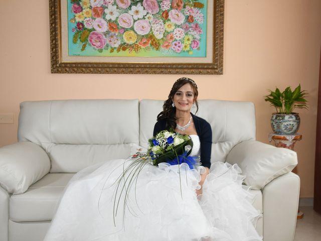 Il matrimonio di Gianluca e Veronica a Uta, Cagliari 9