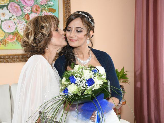 Il matrimonio di Gianluca e Veronica a Uta, Cagliari 10