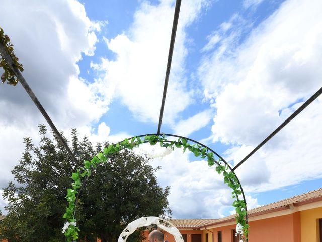 Il matrimonio di Gianluca e Veronica a Uta, Cagliari 13