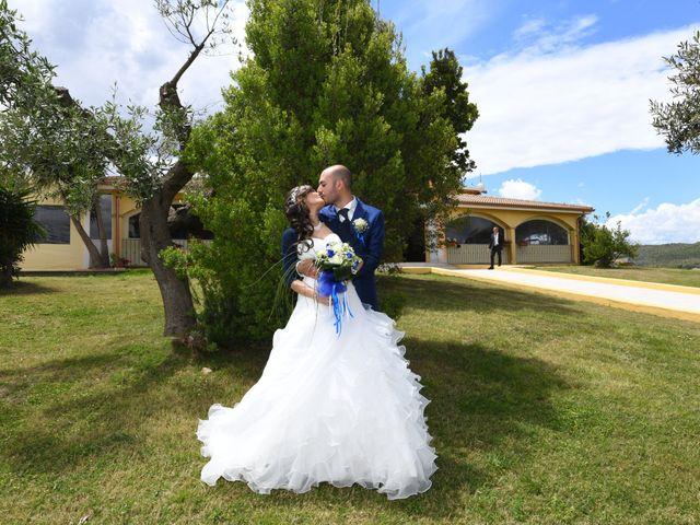 Le nozze di Veronica e Gianluca