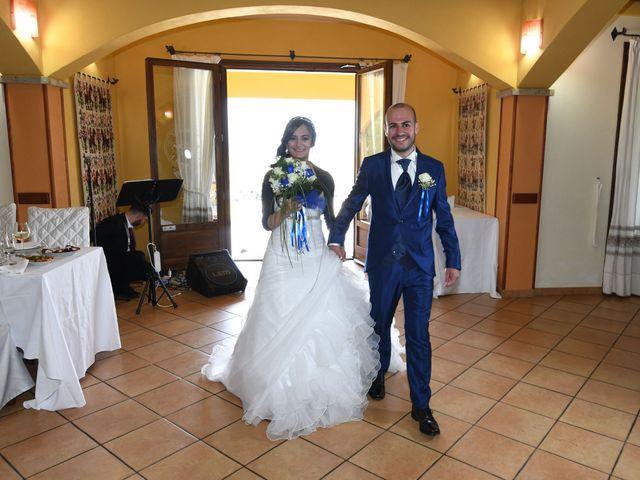 Il matrimonio di Gianluca e Veronica a Uta, Cagliari 16