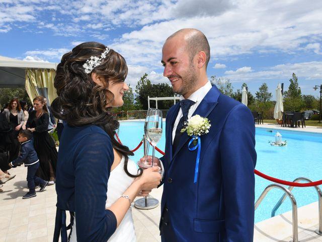 Il matrimonio di Gianluca e Veronica a Uta, Cagliari 22