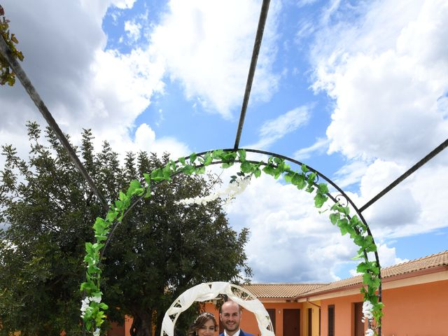 Il matrimonio di Gianluca e Veronica a Uta, Cagliari 25