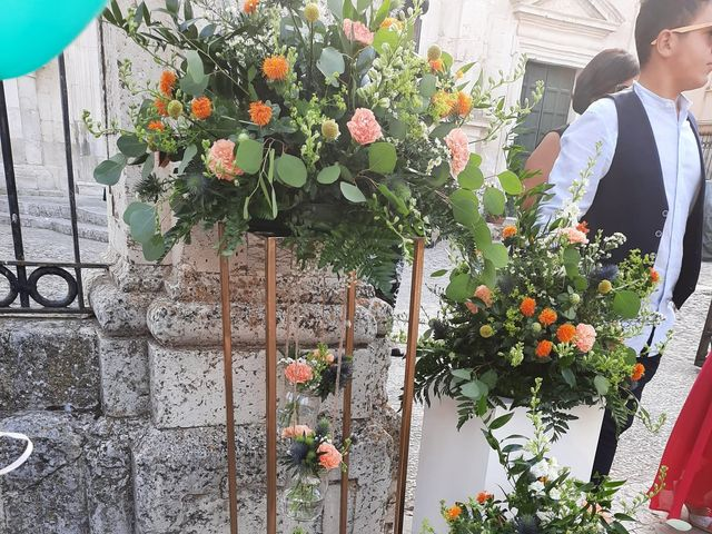 Il matrimonio di Giuseppe e Sabrina a Piazza Armerina, Enna 3