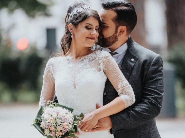 Le nozze di Carola e Antonio