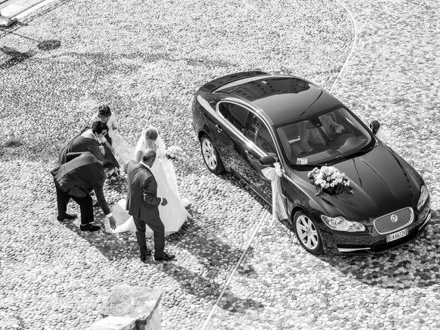 Il matrimonio di Fabio e Marta a Schio, Vicenza 19