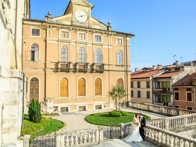 Il matrimonio di Fabio e Marta a Schio, Vicenza 30