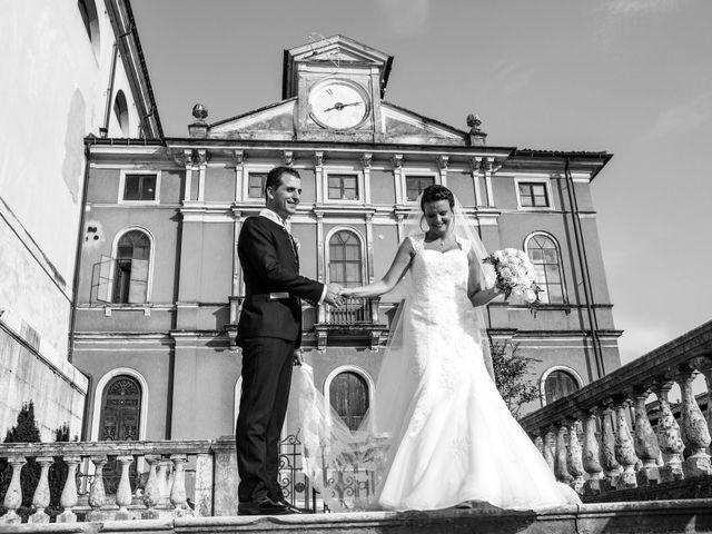 Il matrimonio di Fabio e Marta a Schio, Vicenza 2
