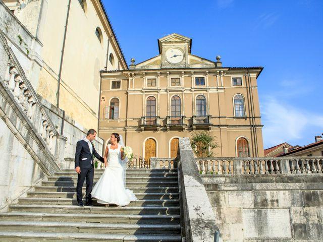 Il matrimonio di Fabio e Marta a Schio, Vicenza 31