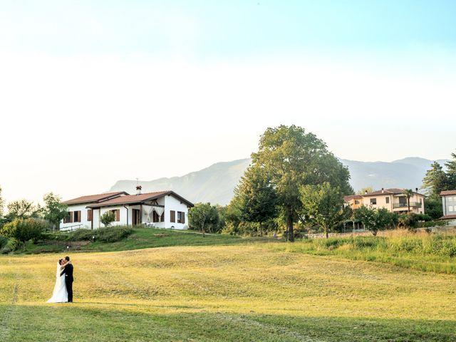Il matrimonio di Fabio e Marta a Schio, Vicenza 36