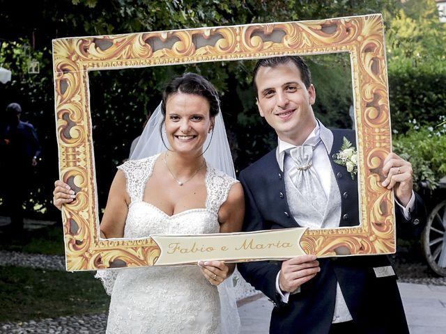 Il matrimonio di Fabio e Marta a Schio, Vicenza 40