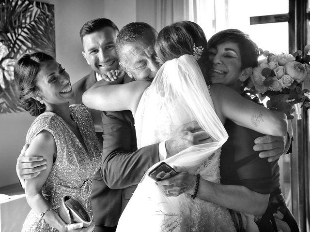 Il matrimonio di Morena e Peppe a Barcellona Pozzo di Gotto, Messina 1