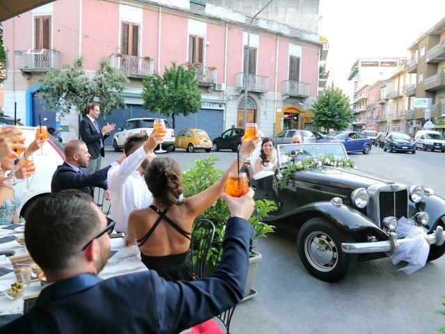 Il matrimonio di Morena e Peppe a Barcellona Pozzo di Gotto, Messina 2