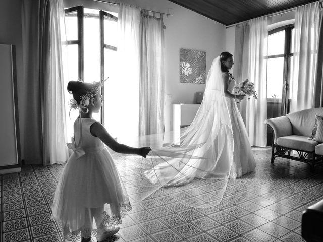 Il matrimonio di Morena e Peppe a Barcellona Pozzo di Gotto, Messina 12