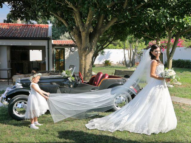 Il matrimonio di Morena e Peppe a Barcellona Pozzo di Gotto, Messina 13
