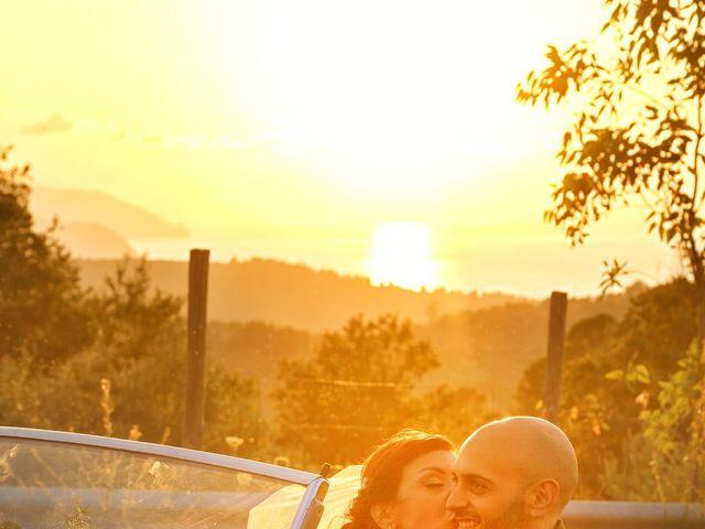 Il matrimonio di Morena e Peppe a Barcellona Pozzo di Gotto, Messina 16