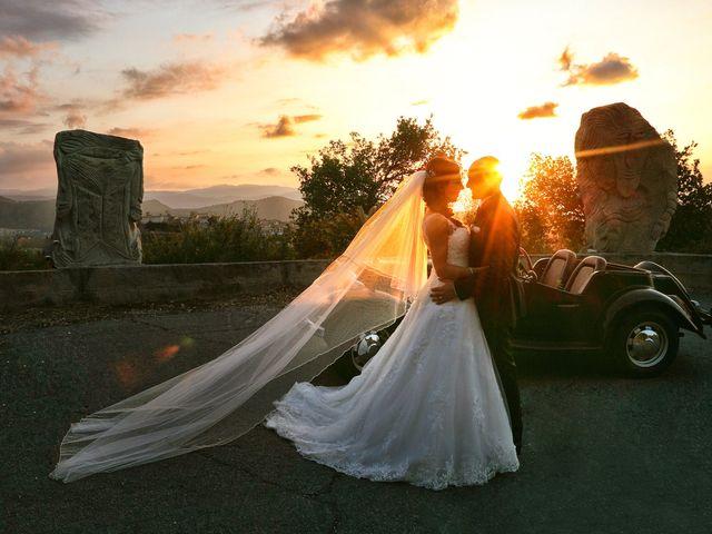 Il matrimonio di Morena e Peppe a Barcellona Pozzo di Gotto, Messina 19