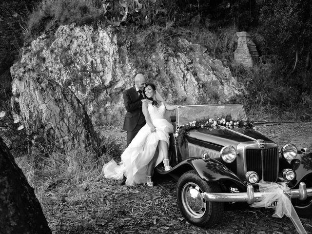 Il matrimonio di Morena e Peppe a Barcellona Pozzo di Gotto, Messina 21