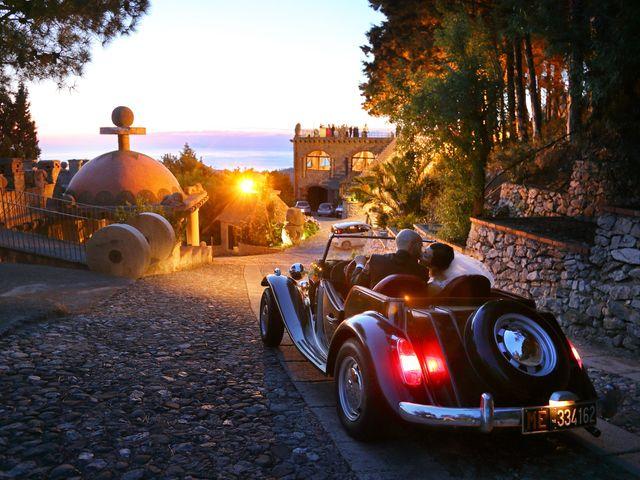 Il matrimonio di Morena e Peppe a Barcellona Pozzo di Gotto, Messina 24