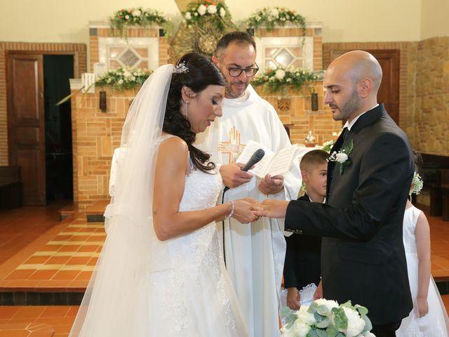 Il matrimonio di Morena e Peppe a Barcellona Pozzo di Gotto, Messina 28