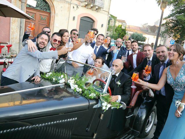 Il matrimonio di Morena e Peppe a Barcellona Pozzo di Gotto, Messina 30