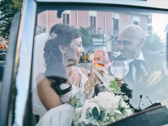 Il matrimonio di Morena e Peppe a Barcellona Pozzo di Gotto, Messina 31