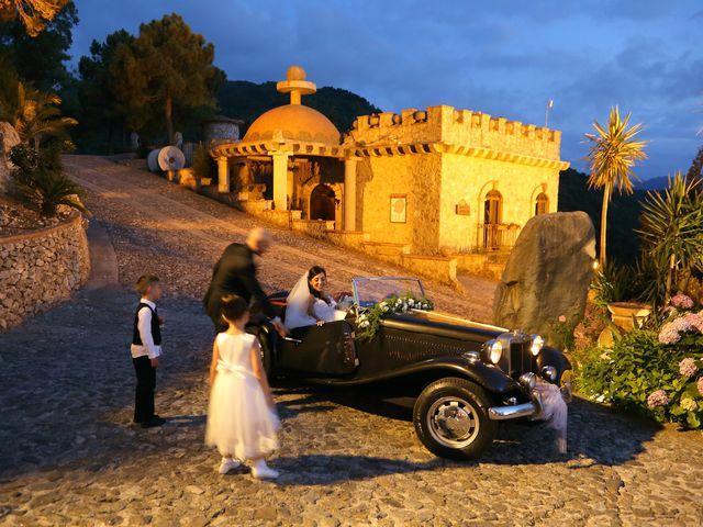 Il matrimonio di Morena e Peppe a Barcellona Pozzo di Gotto, Messina 33