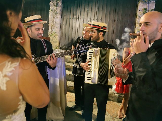 Il matrimonio di Morena e Peppe a Barcellona Pozzo di Gotto, Messina 35