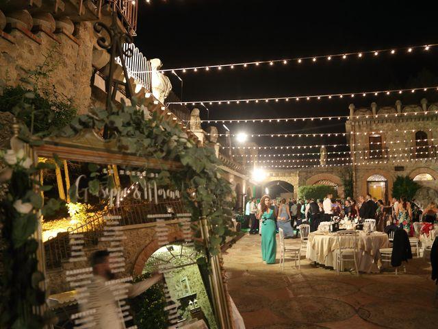 Il matrimonio di Morena e Peppe a Barcellona Pozzo di Gotto, Messina 37
