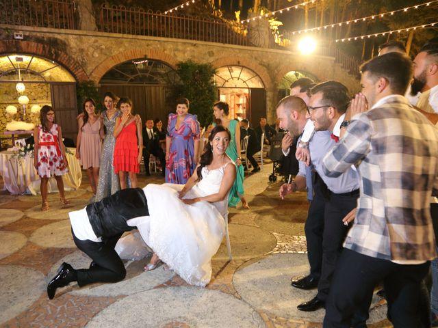 Il matrimonio di Morena e Peppe a Barcellona Pozzo di Gotto, Messina 48